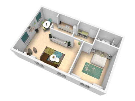 home design 3d exles try out your ideas in our sle apartment pcon