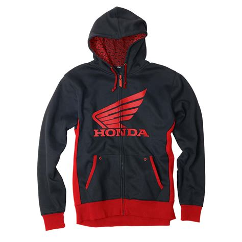 Sweater Hoodie Honda Navy honda hooded sweatshirt
