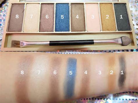 Lipstik Sariayu Lombok koleksi warna warni eye shadow tren warna gili lombok
