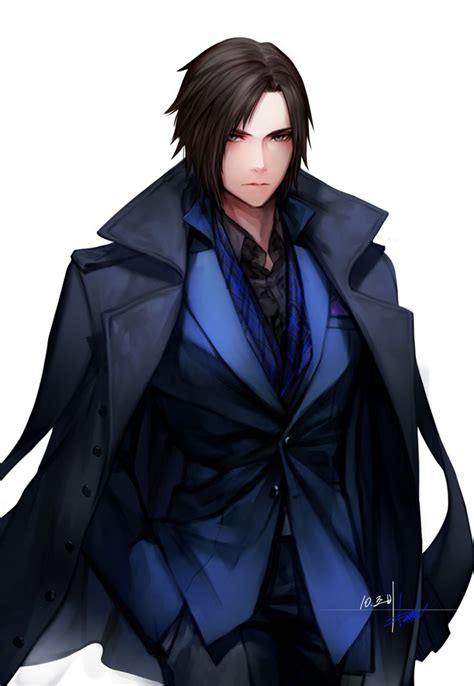 Best 25 Anime Male Ideas On Pinterest Drawing Clothes Anime Boy In Suit Drawing Free