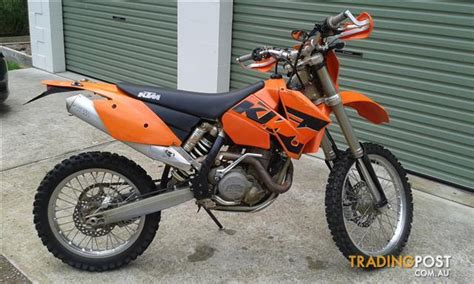 Ktm 525 For Sale 2004 Ktm 525 Exc 525cc My05 Enduro For Sale In Gloucester