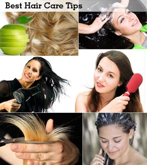 Hair Care Tips by Best Hair Care Tips