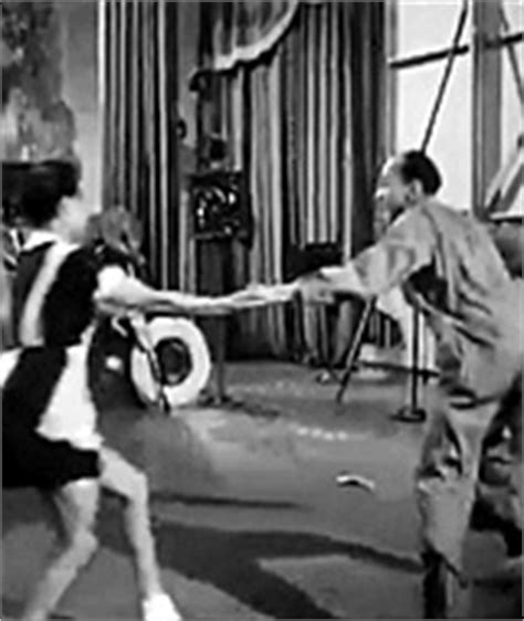 hellzapoppin swing dance scene black and white dance gif find share on giphy