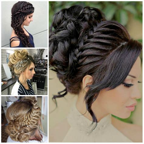 hairstyles for prom 2017 for short brown hair formal hairstyles haircuts hairstyles 2017 and hair