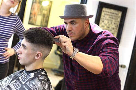 barber apprenticeship edinburgh gents haircut edinburgh cardiff barbering courses barber