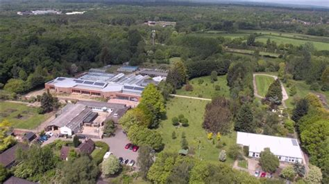 merrist wood college worplesdon united kingdom field