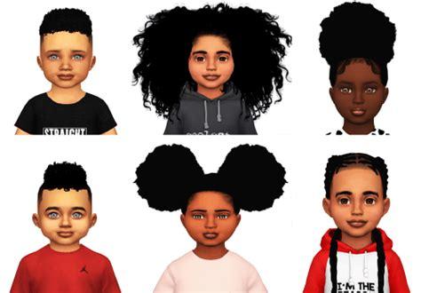 ebonix sims 4 child spring4sims ebonix toddler starter kit for the sims 4