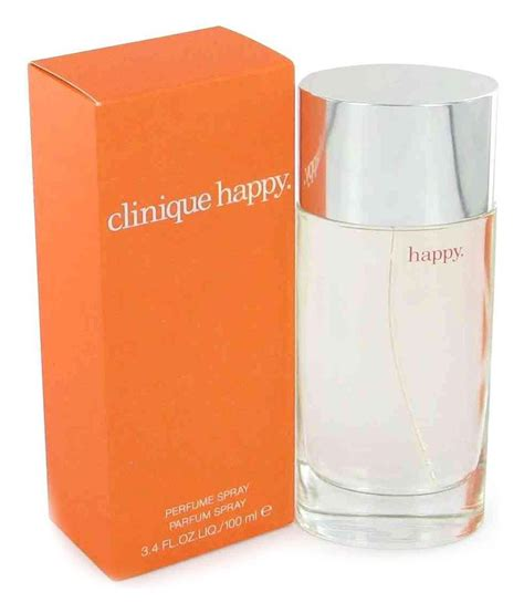 Clinique Happy For Fragrance Bibit Parfum 90 Ml clinique happy by clinique for eau de parfum spray 100 ml buy at best prices in