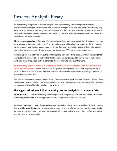 process analysis essay argument essay topics for high school