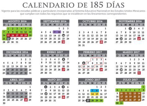 Calendario A Escolar Todo Lo Que Debes Saber Calendario Escolar 2016 2017