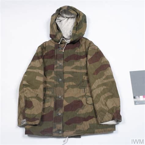 army pattern coats coat camouflage reversible marsh pattern to white