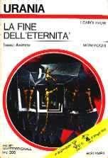 la fine delleternit 8804414510 la fine dell eternit 224 the end of eternity