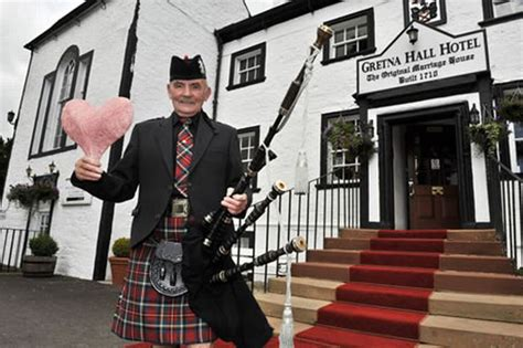 Gretna Green Marriage Records Gretna Green Cashes In On Marriages Daily Record