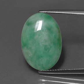 Jadeite Jade 27 3 Ct jadeite 12 7 carat oval from myanmar burma and