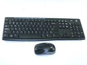 Keyboard Wireless Logitech K260 logitech 831511 0000 c bt44 usb ps2 wireless keyboard mouse receiver on popscreen