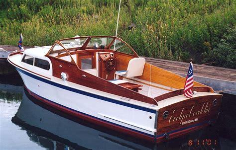 cabin cruiser project boats 1947 chris craft cabin cruiser gorgeous wanderlust