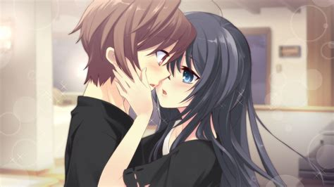 wallpaper cute couple anime cute anime couple wallpapers wallpaper cave