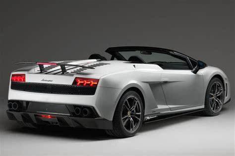 2012 Lamborghini Gallardo Convertible