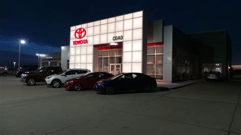 Coad Toyota Coad Toyota Get Quote Car Dealers 357 Siemers Dr