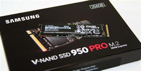 Diskon Ssd Samsung 950 Pro 256gb samsung ssd 950 pro review ubergizmo