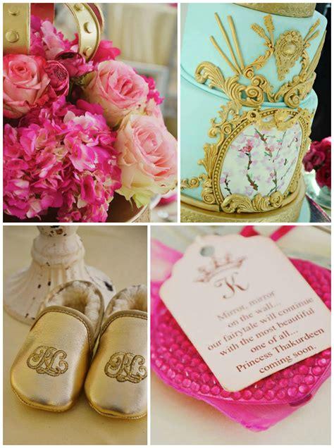 Fairytale Baby Shower by Kara S Ideas Fairytale Princess Baby Shower Kara S