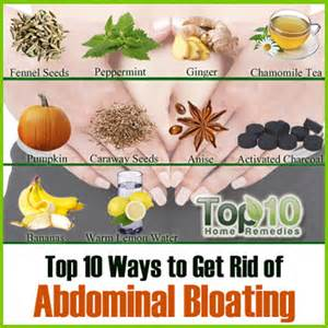 home remedies for bloating how to get rid of bloating top 10 home remedies
