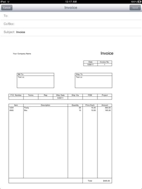 Rechnung Englisch Receipt Rechnung Im App Store