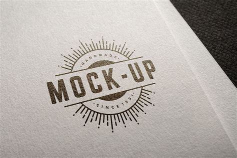 logo design mockup psd free download 40 free psd logo mockup templates 2017 pixlov