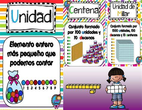 imagenes de unidades educativas decena centena unidad de segundo grado pedagog 237 a b