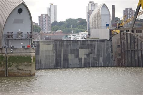 thames barrier closure event thames barrier closed the thames barrier closes