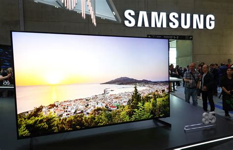 Samsung 8k Tv 8k Tvs Are Coming Processors Will Make All The Difference Pcmag