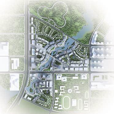 Floor Plan Concept by Som Urban Design Planning