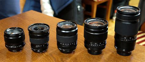 Fujifilm X T1 Xf 18 55 Mm pictures of future fujinon xf 50 140mm f 2 8 16 55mm f 2