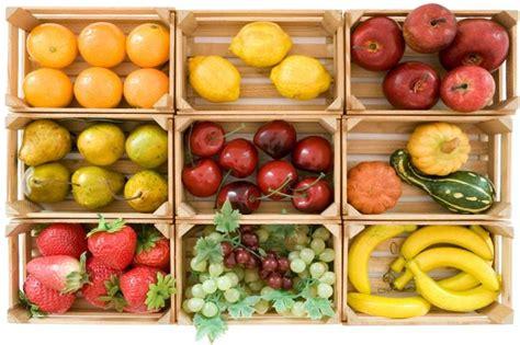 cassette frutta scongiurare le tossine botulino con la frutta e