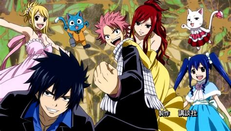 fairy tail anime fairy tail a powerful guild anime cosplay beyond