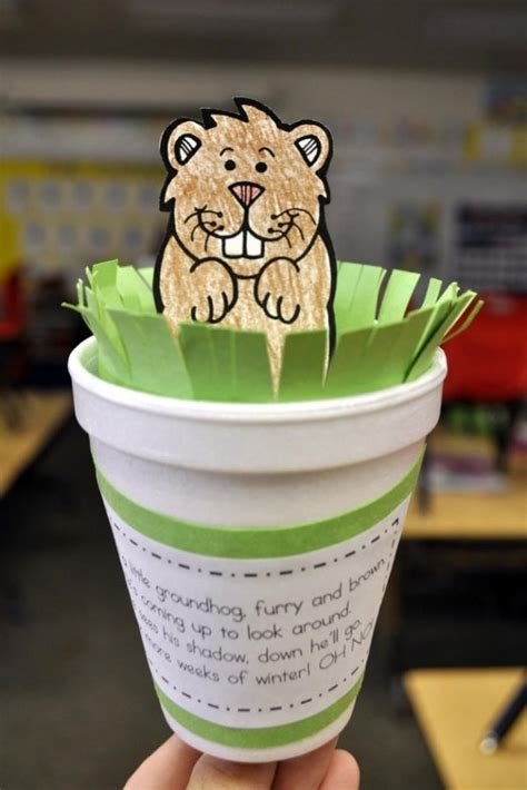 groundhog day up groundhog day crafts activities and snacks