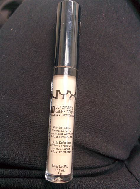 Nyx Hd Concealer Photogenic nyx hd photogenic concealer wand reviews in concealer