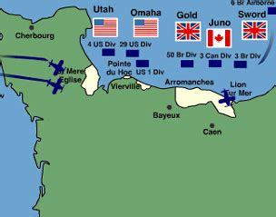 d day map dday dday landings june 6th 1944 what is d day
