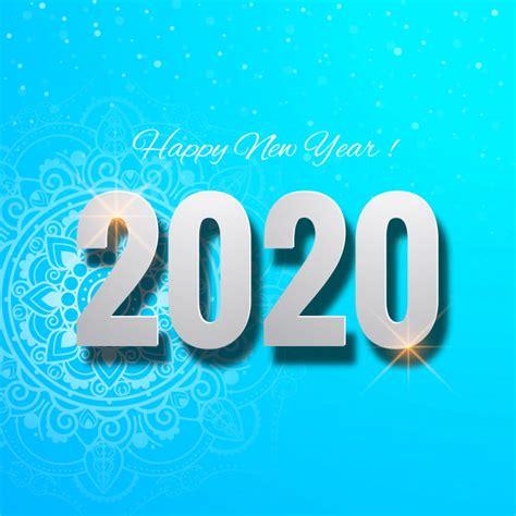 happy  year  beautiful card vector