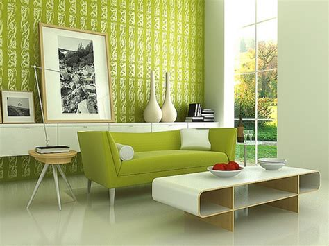 modern green living rooms