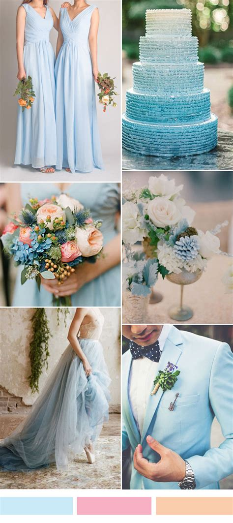 wedding colour combination 2016 part 1 wedding