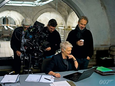focus   week  dame judi dench james bond
