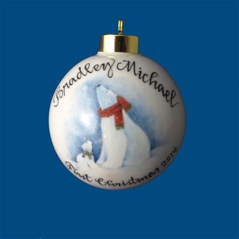 ornaments personalized balls personalized gifts gifts ornaments