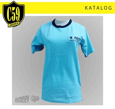 Kaos Katun Polos C59 kaos oblong kaos oblong custom made c59 jakarta