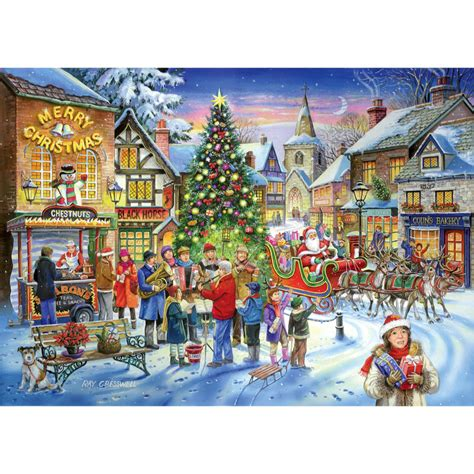 500 Jigsaw Puzzle house of puzzles shopping 500 jigsaw