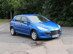 Blue Peugeot 307 Used Peugeot 307 2006 Petrol Blue Manual For Sale In Epsom