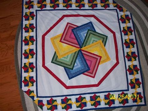 Amish Spin Quilt Pattern by Amish Spinning Quilt Pattern Page 2