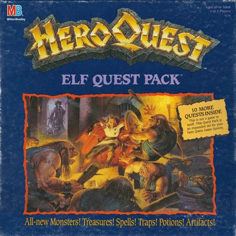 heroquest gioco da tavolo heroquest quest pack espansione gdt tana dei goblin