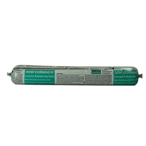 Sealant Dow Corning 688 Weather Shield dow corning cws contractors weatherproofing sealant 20oz
