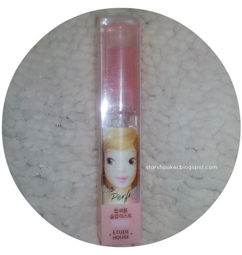 Etude House Lip Perfume Breath Mist sweet asian style etude house lip perfume breath mist 1
